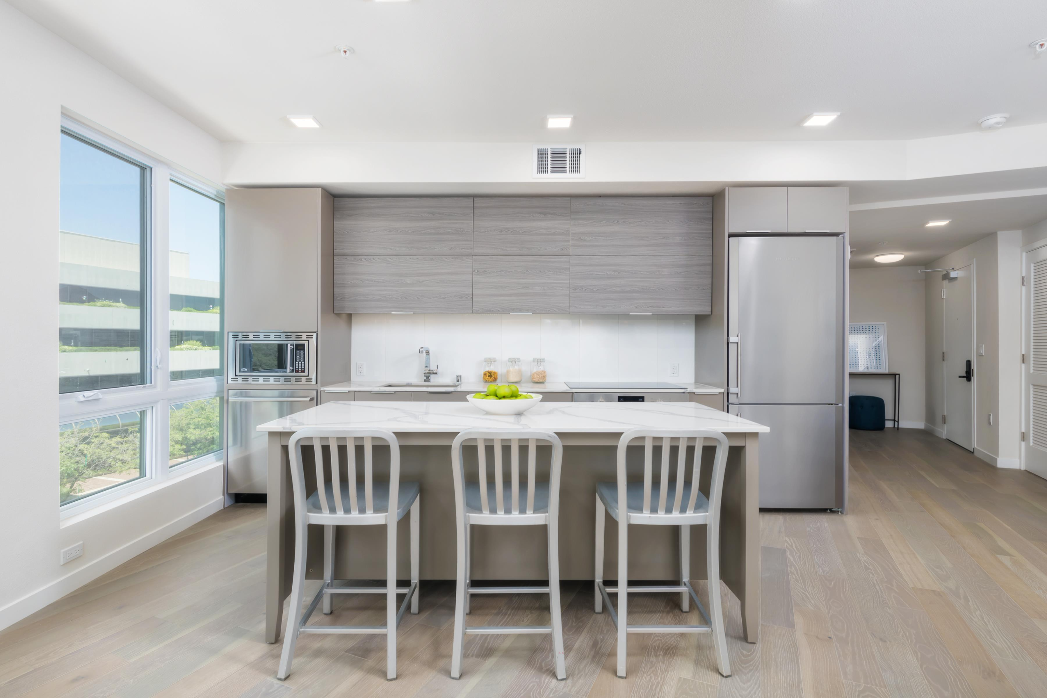 Kitchen featured in the 1b By The Address Company in Oakland-Alameda, CA