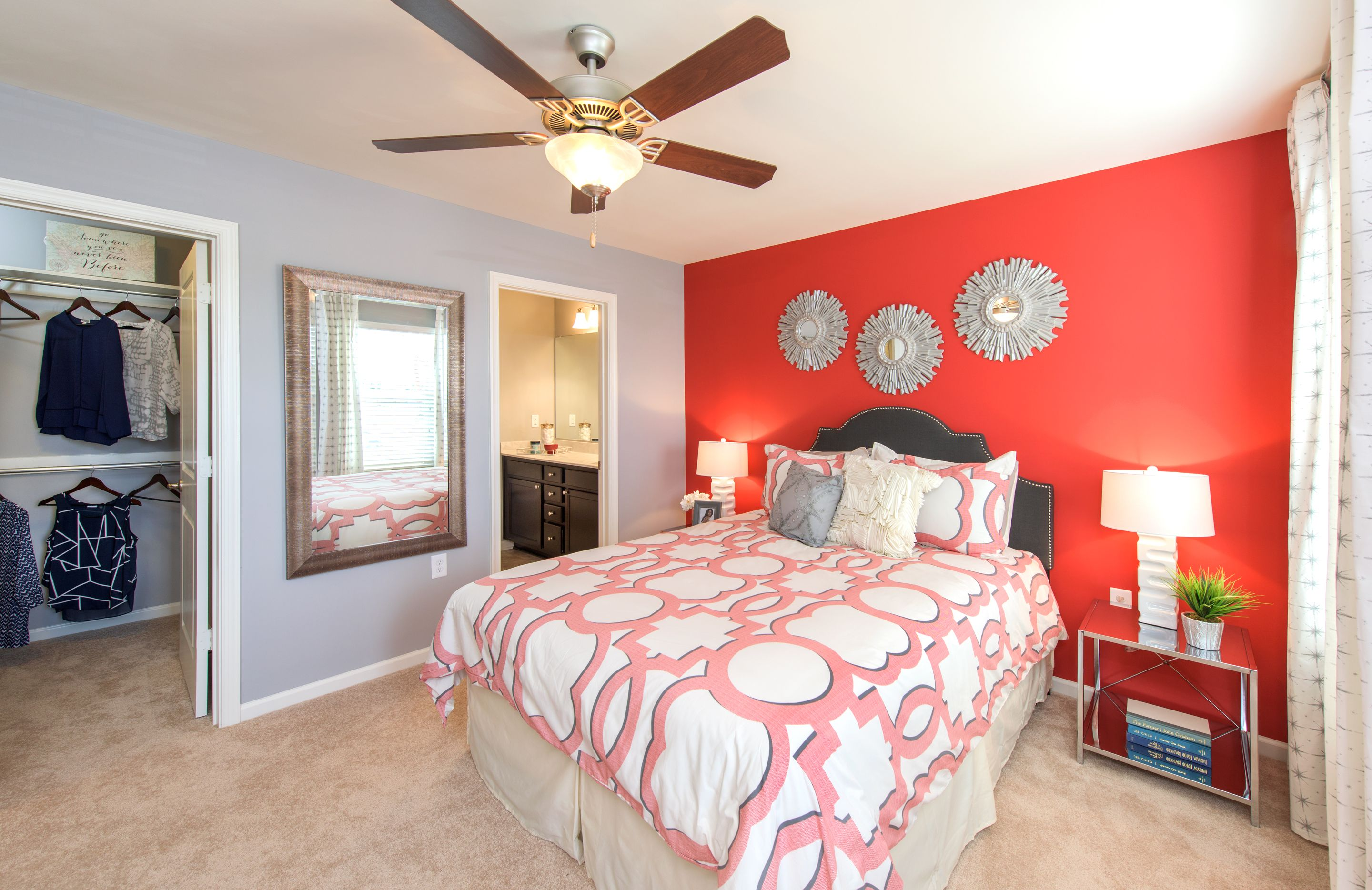 Bedroom featured in The Bedford By Dragas Companies in Norfolk-Newport News, VA