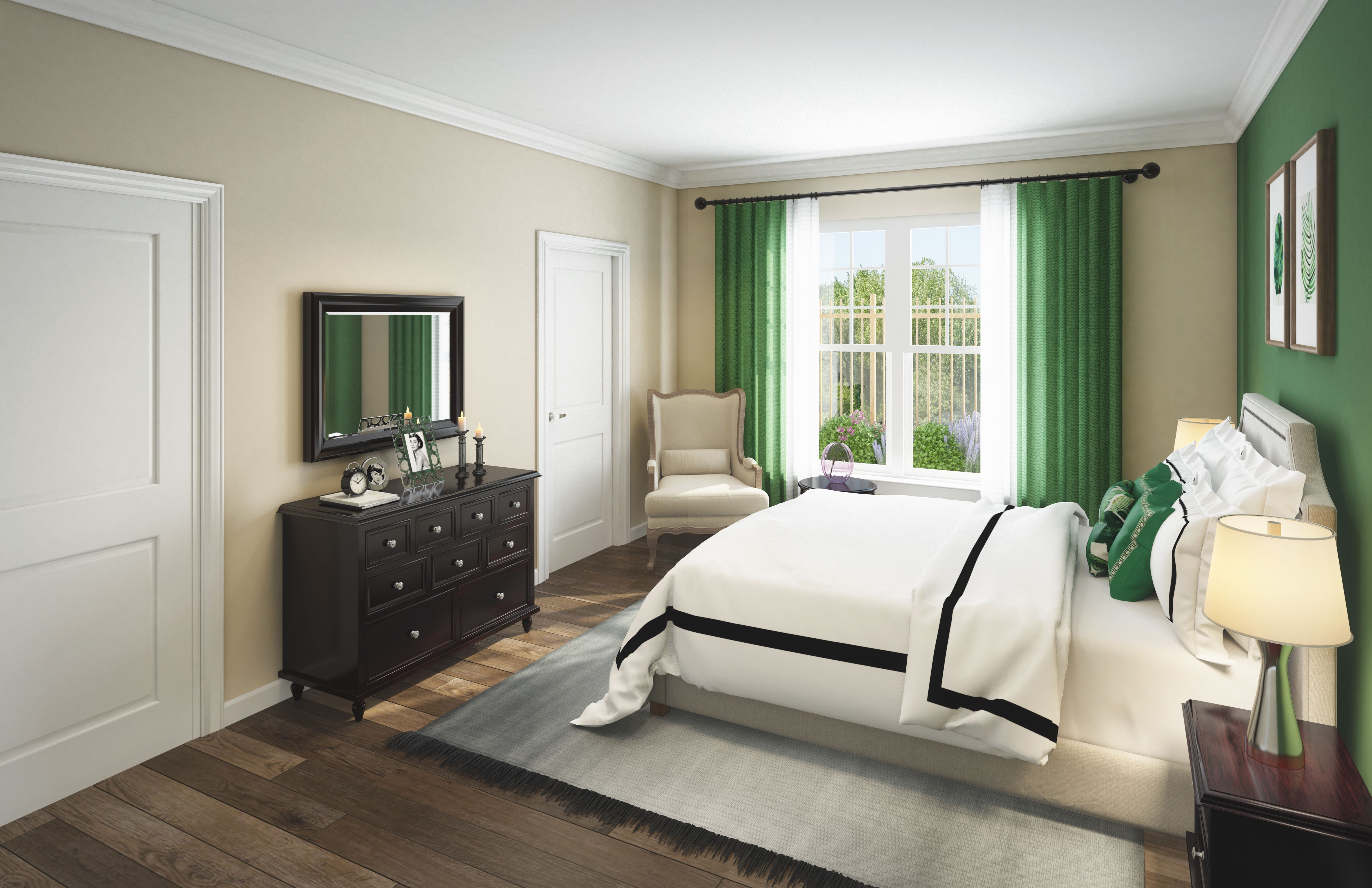 Bedroom featured in The Westminster By Dragas Companies in Norfolk-Newport News, VA