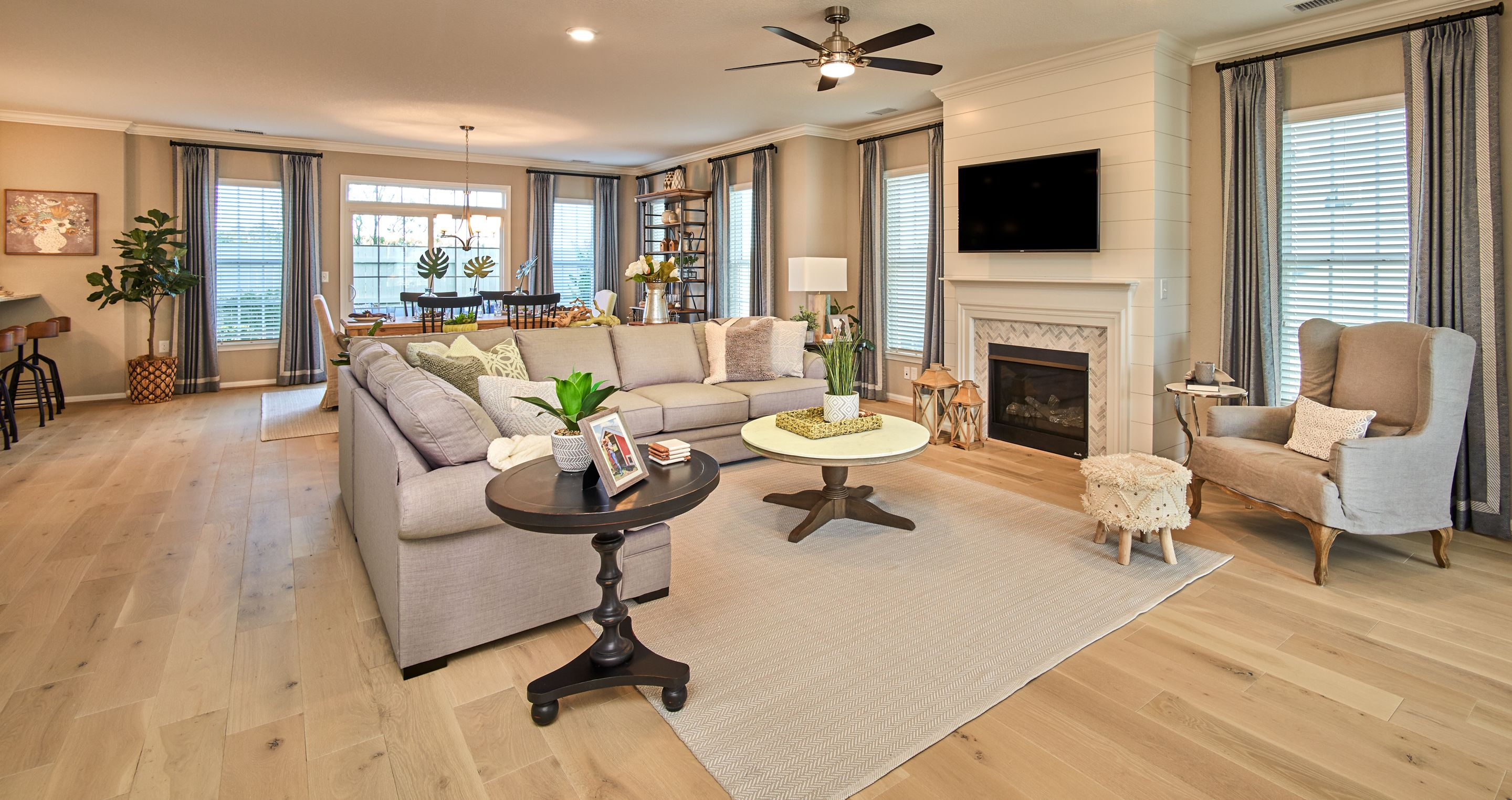 Living Area featured in The Galloway By Dragas Companies in Norfolk-Newport News, VA