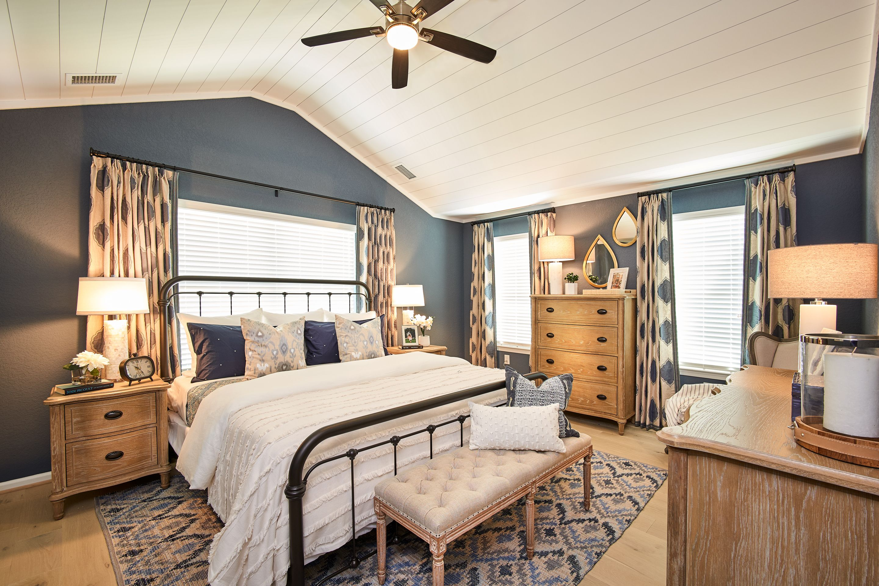 Bedroom featured in The Galloway By Dragas Companies in Norfolk-Newport News, VA