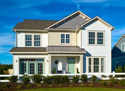 The Galloway - The Heritage Homes: Chesapeake, Virginia - Dragas Companies
