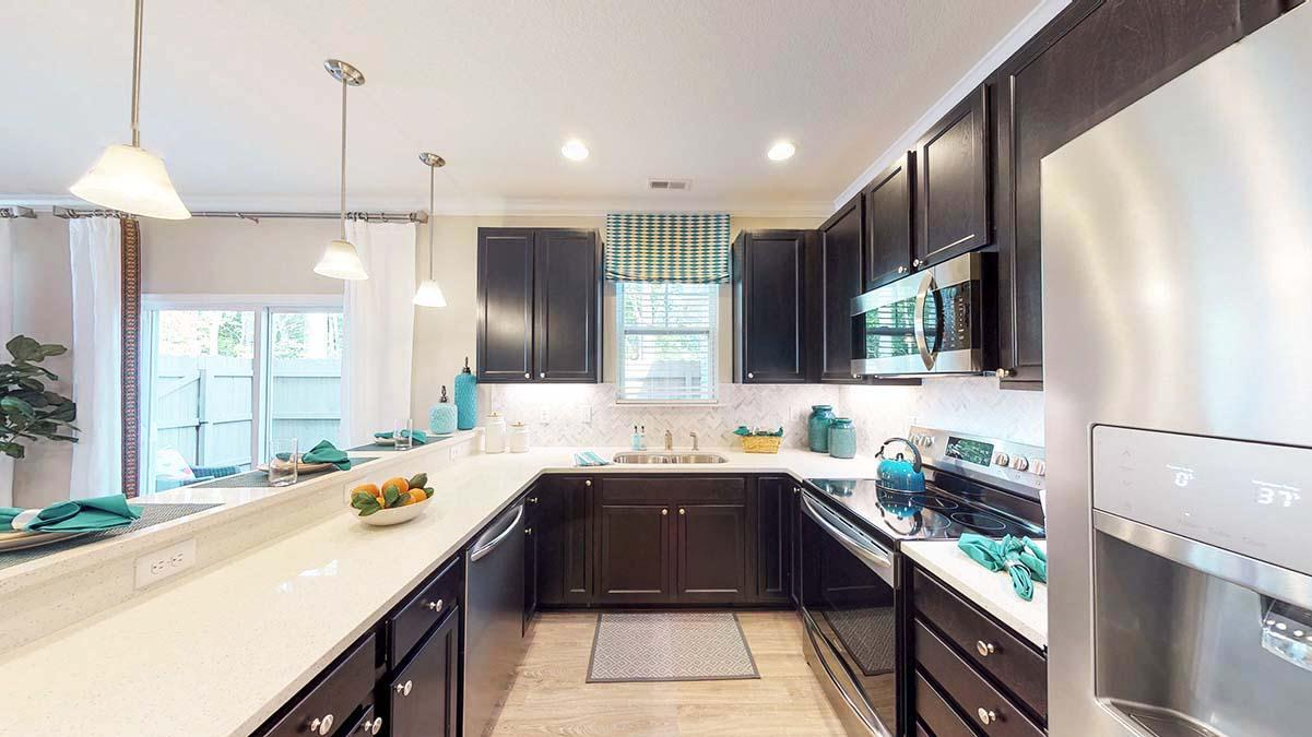 Kitchen featured in The Sumner By Dragas Companies in Norfolk-Newport News, VA