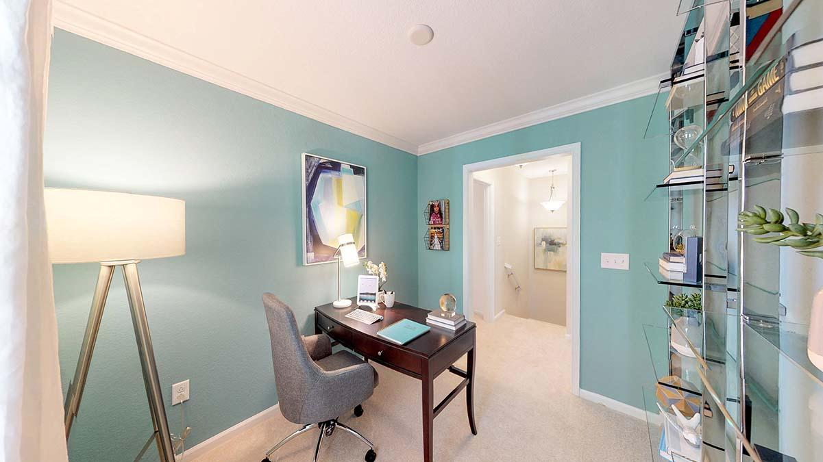 Living Area featured in The Sumner By Dragas Companies in Norfolk-Newport News, VA