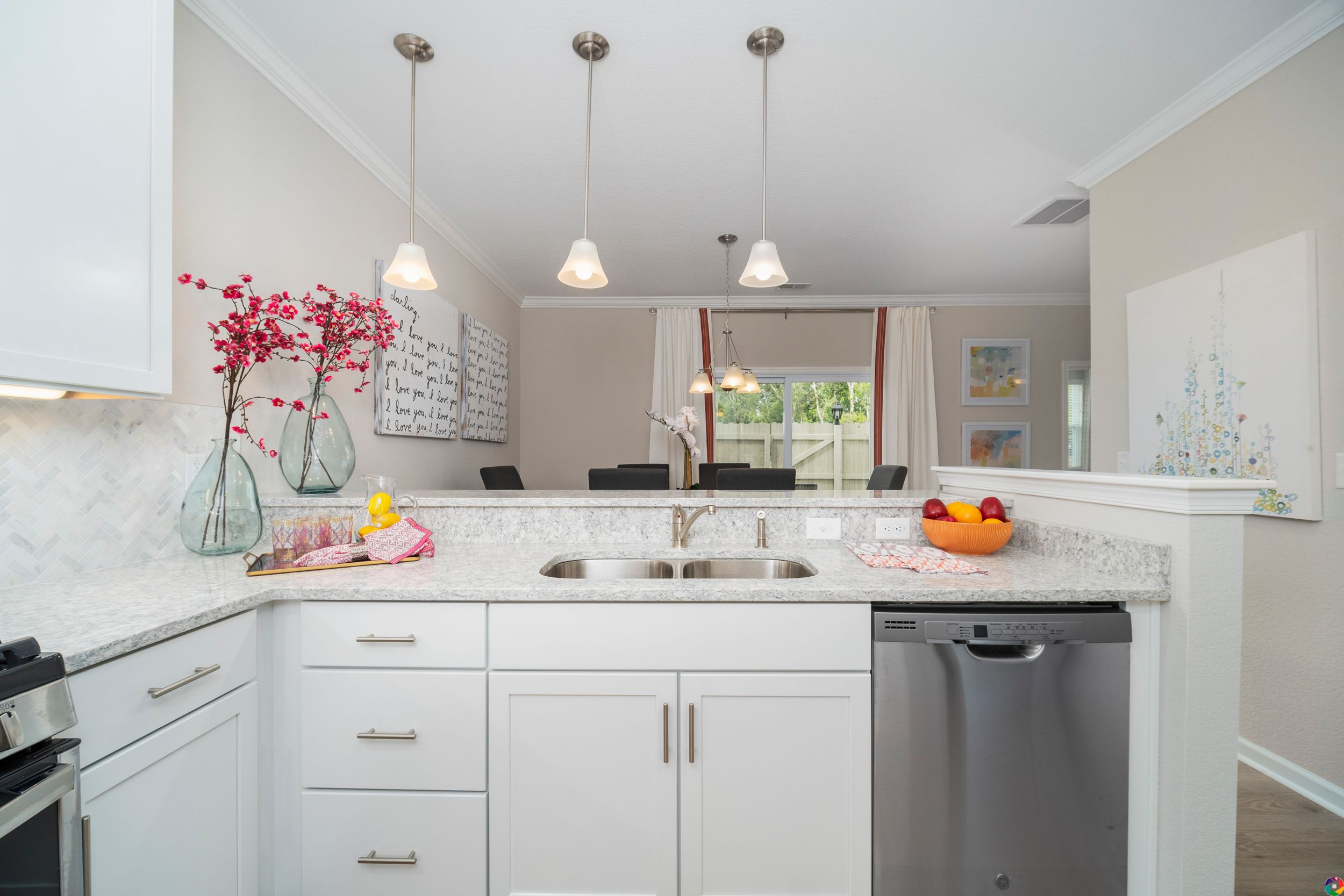Kitchen featured in The Dogwood By Dragas Companies in Norfolk-Newport News, VA