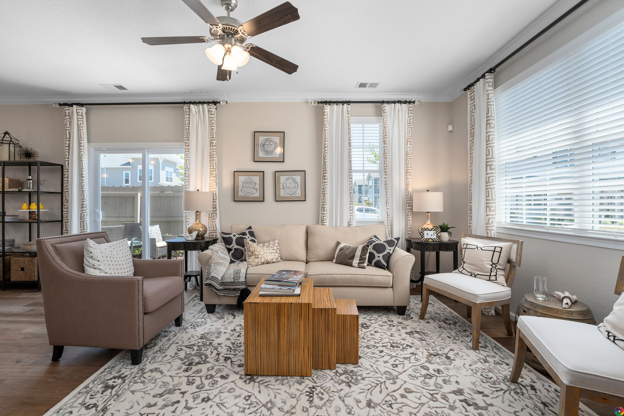 Living Area featured in The Hickory By Dragas Companies in Norfolk-Newport News, VA