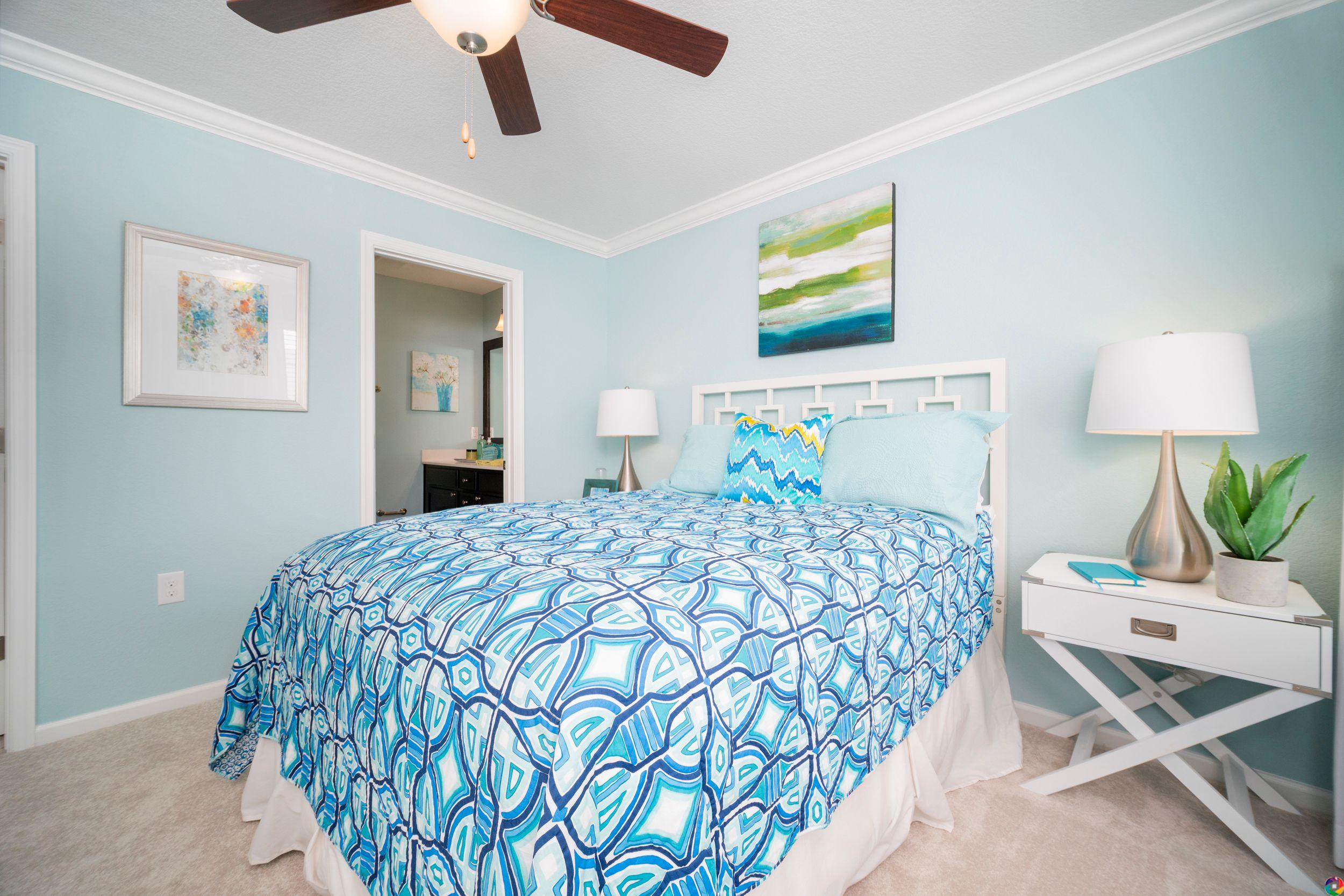 Bedroom featured in The Laurel By Dragas Companies in Norfolk-Newport News, VA