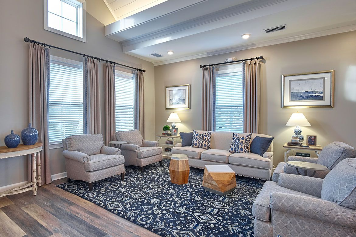 'The Heritage Homes' by The Dragas Companies in Norfolk-Newport News