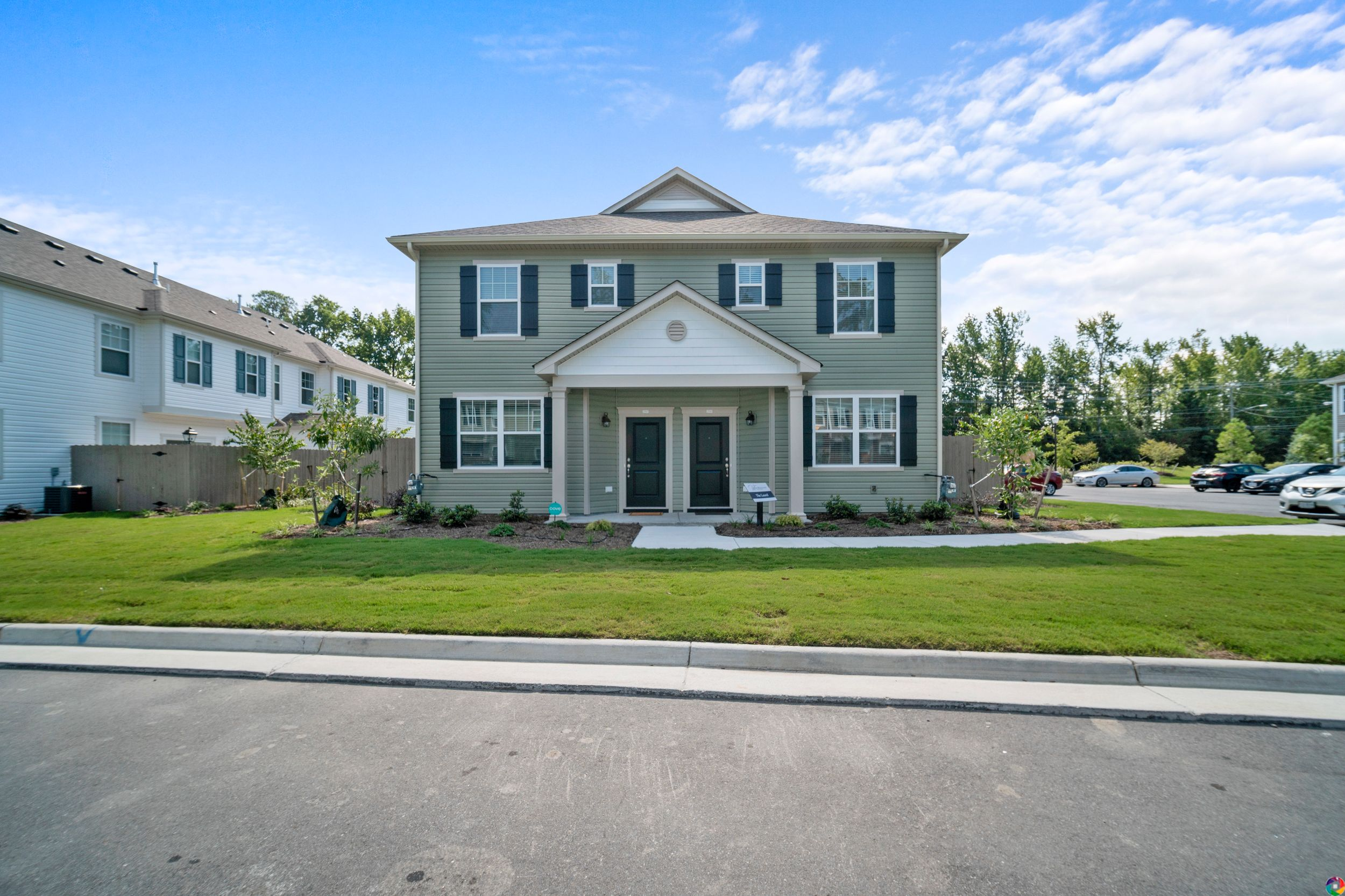 Exterior featured in The Laurel By Dragas Companies in Norfolk-Newport News, VA