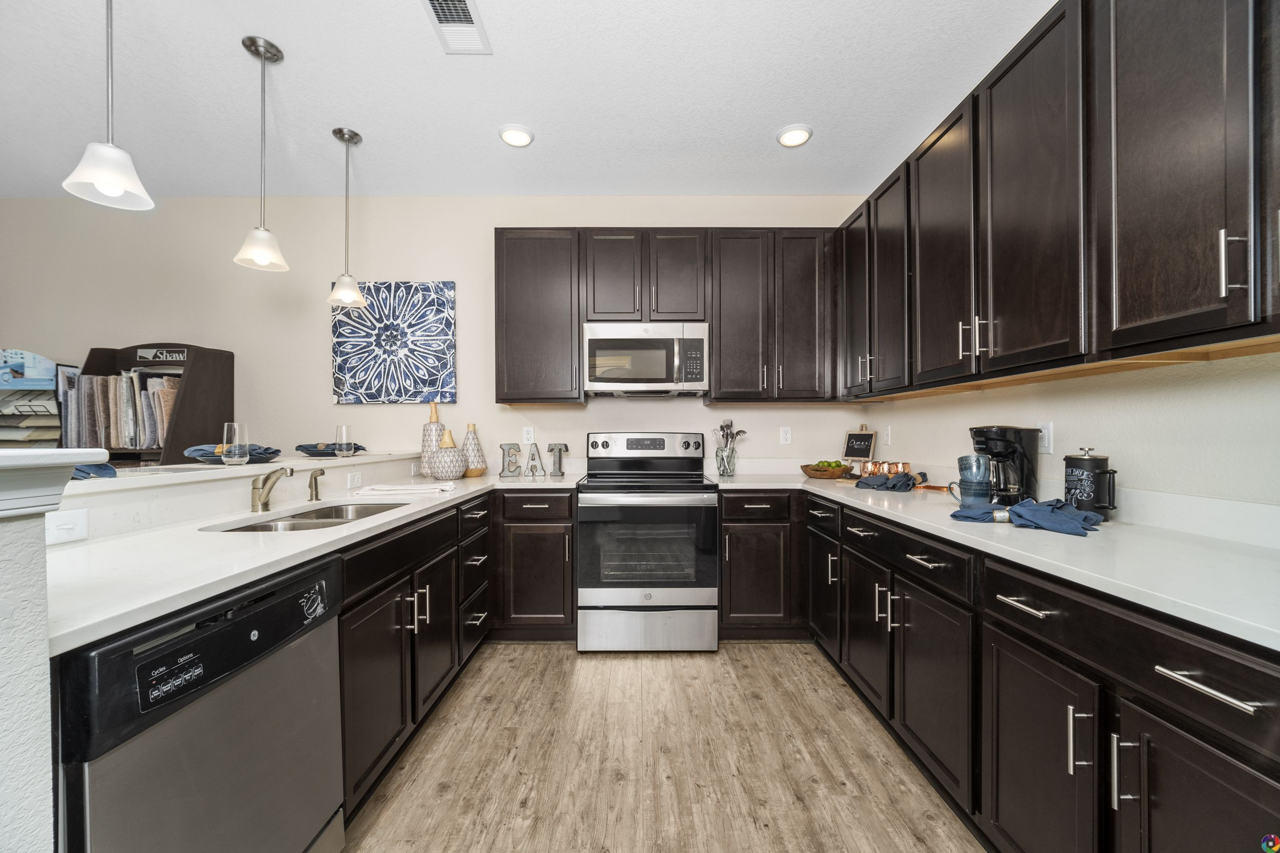 Kitchen featured in The Chestnut By Dragas Companies in Norfolk-Newport News, VA