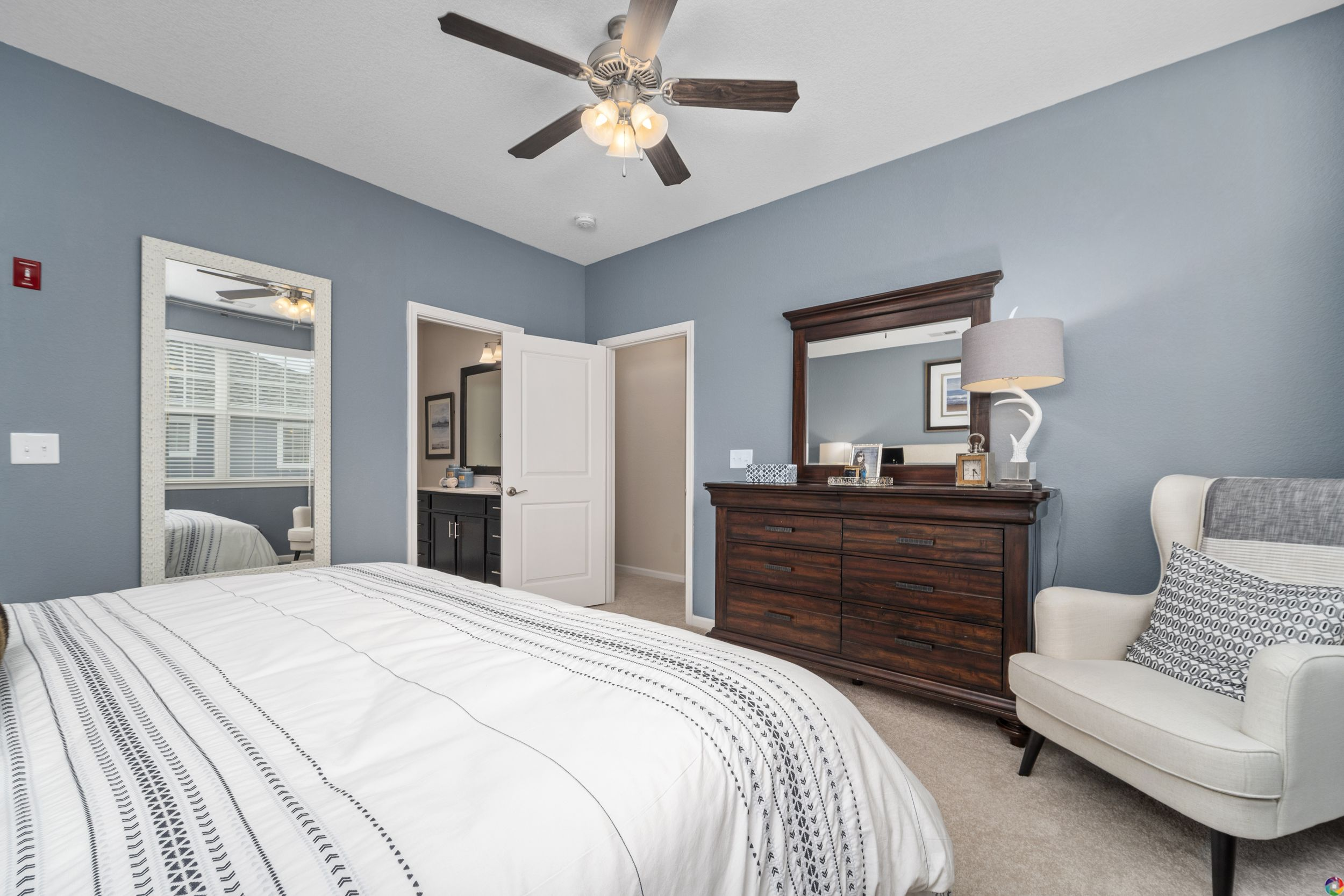 Bedroom featured in The Chestnut By Dragas Companies in Norfolk-Newport News, VA