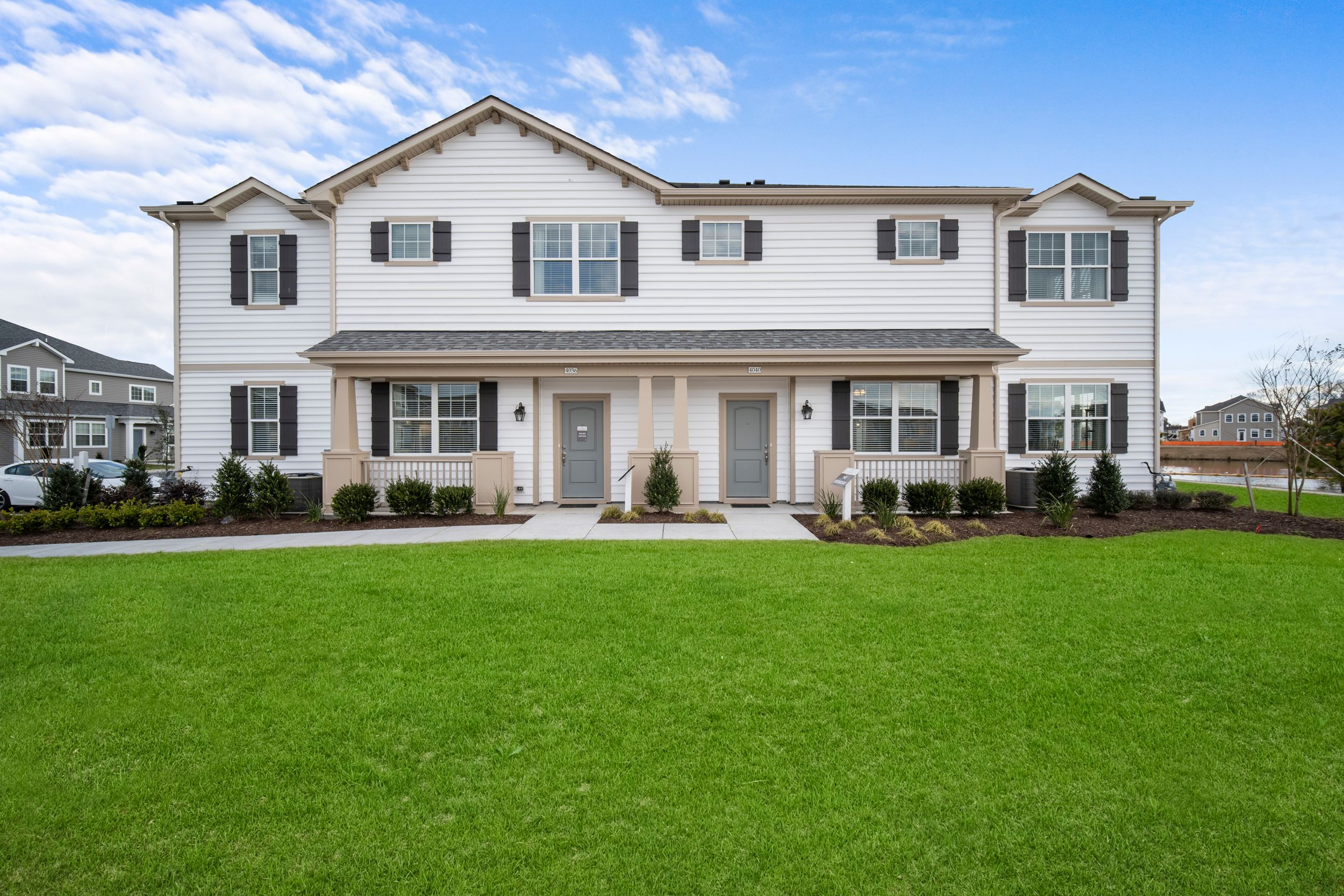 Exterior featured in The Dogwood By Dragas Companies in Norfolk-Newport News, VA