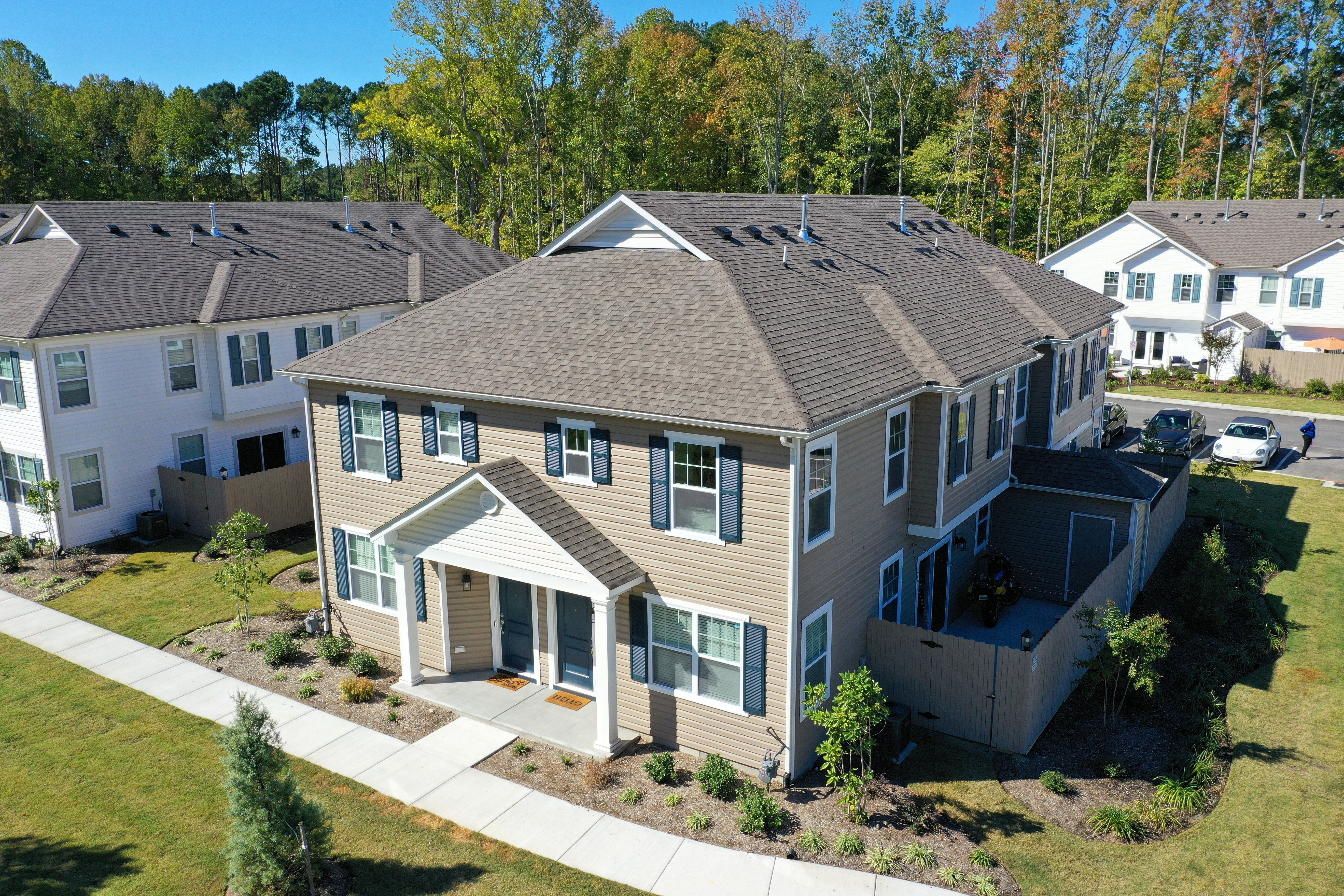 Exterior featured in The Bedford By Dragas Companies in Norfolk-Newport News, VA