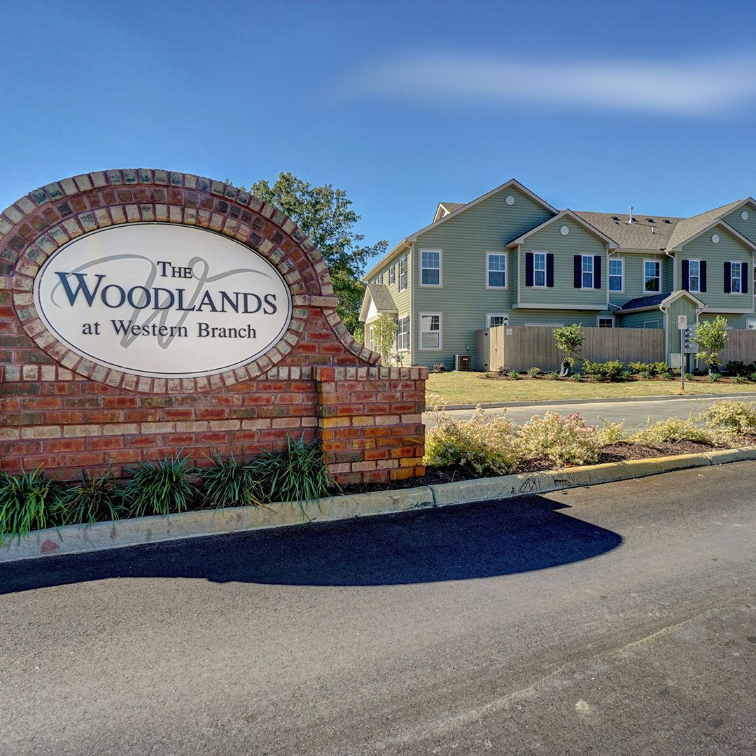'Woodlands at Western Branch' by The Dragas Companies in Norfolk-Newport News