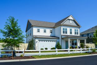 The Ashburne - The Manor Homes: Chesapeake, Virginia - Dragas Companies