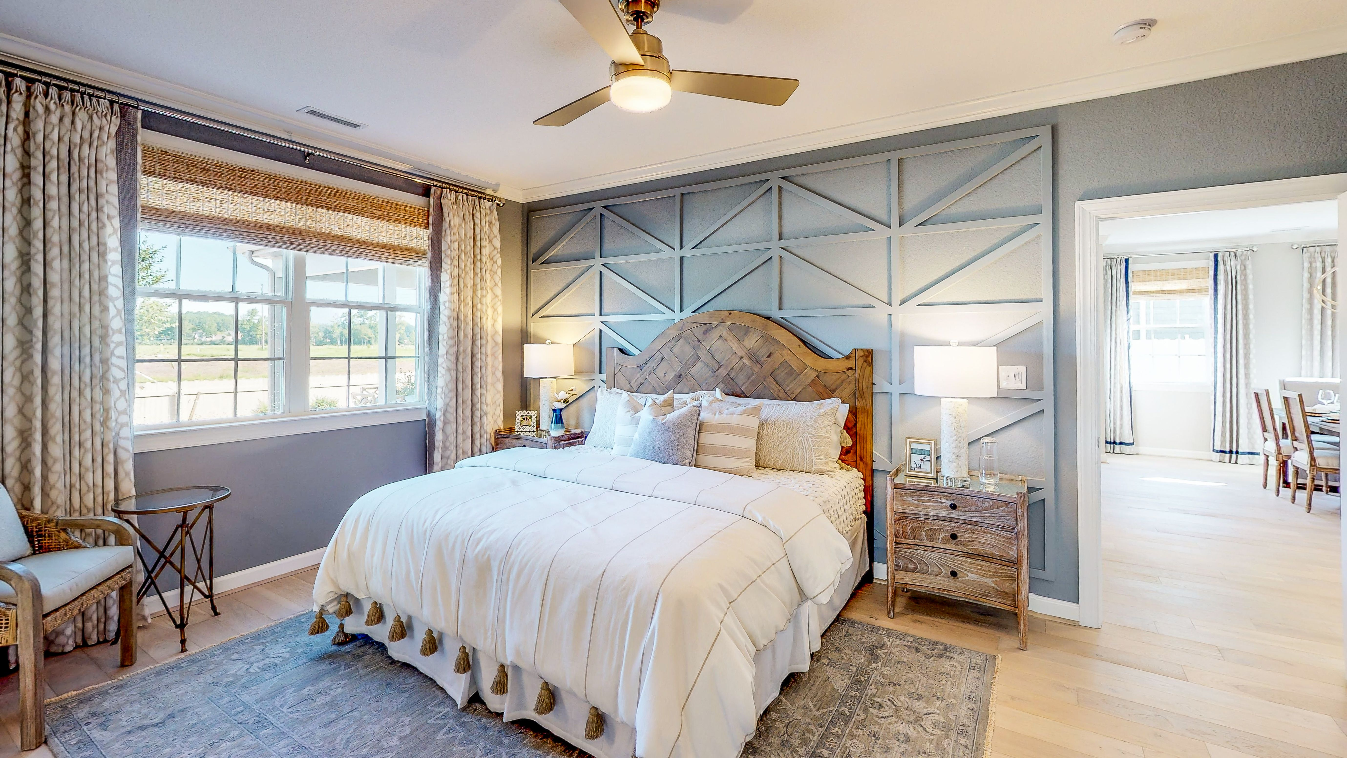 Bedroom featured in The Ashburne By Dragas Companies in Norfolk-Newport News, VA