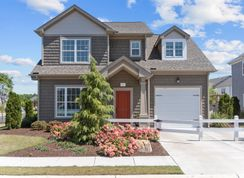 The Sinclair - The Heritage Homes: Chesapeake, Virginia - Dragas Companies