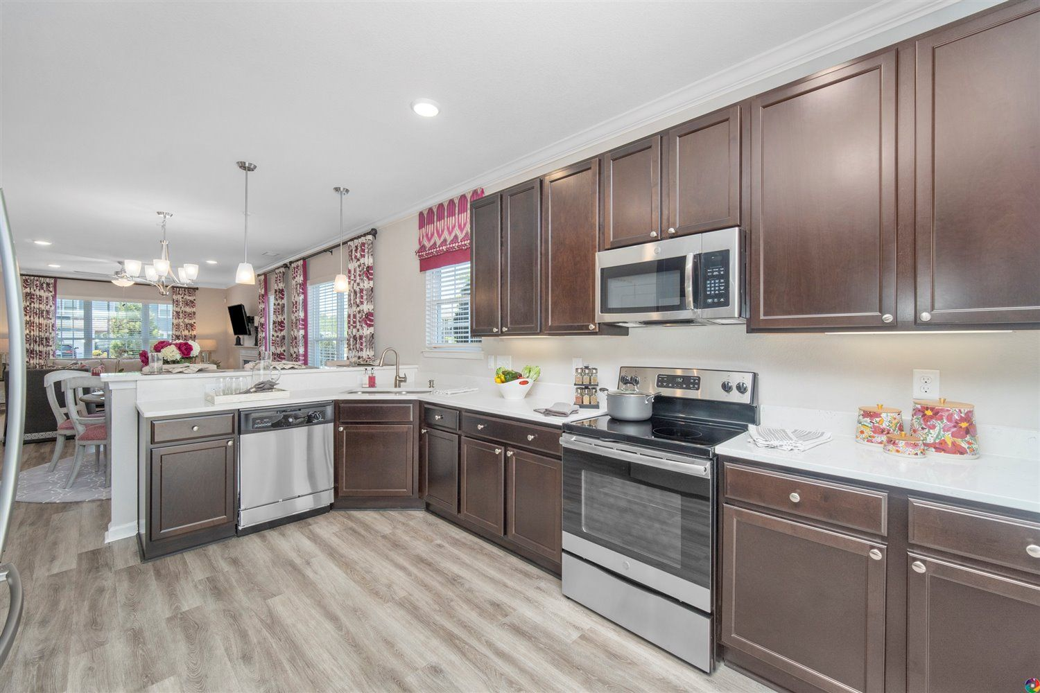 Kitchen featured in The Sinclair By Dragas Companies in Norfolk-Newport News, VA