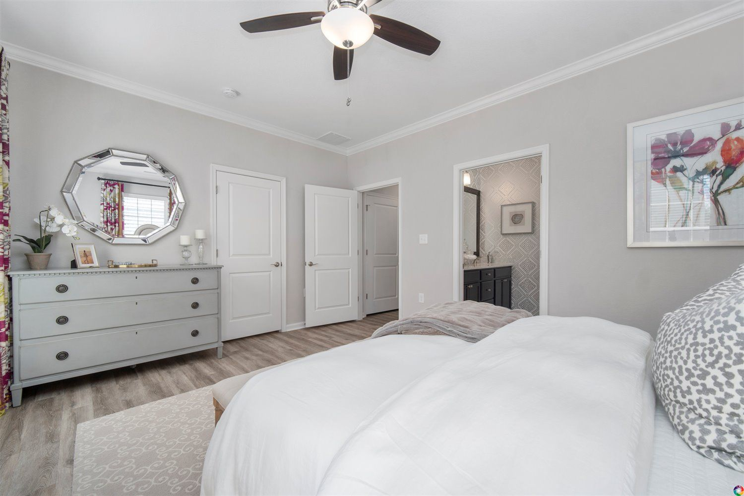 Bedroom featured in The Sinclair By Dragas Companies in Norfolk-Newport News, VA