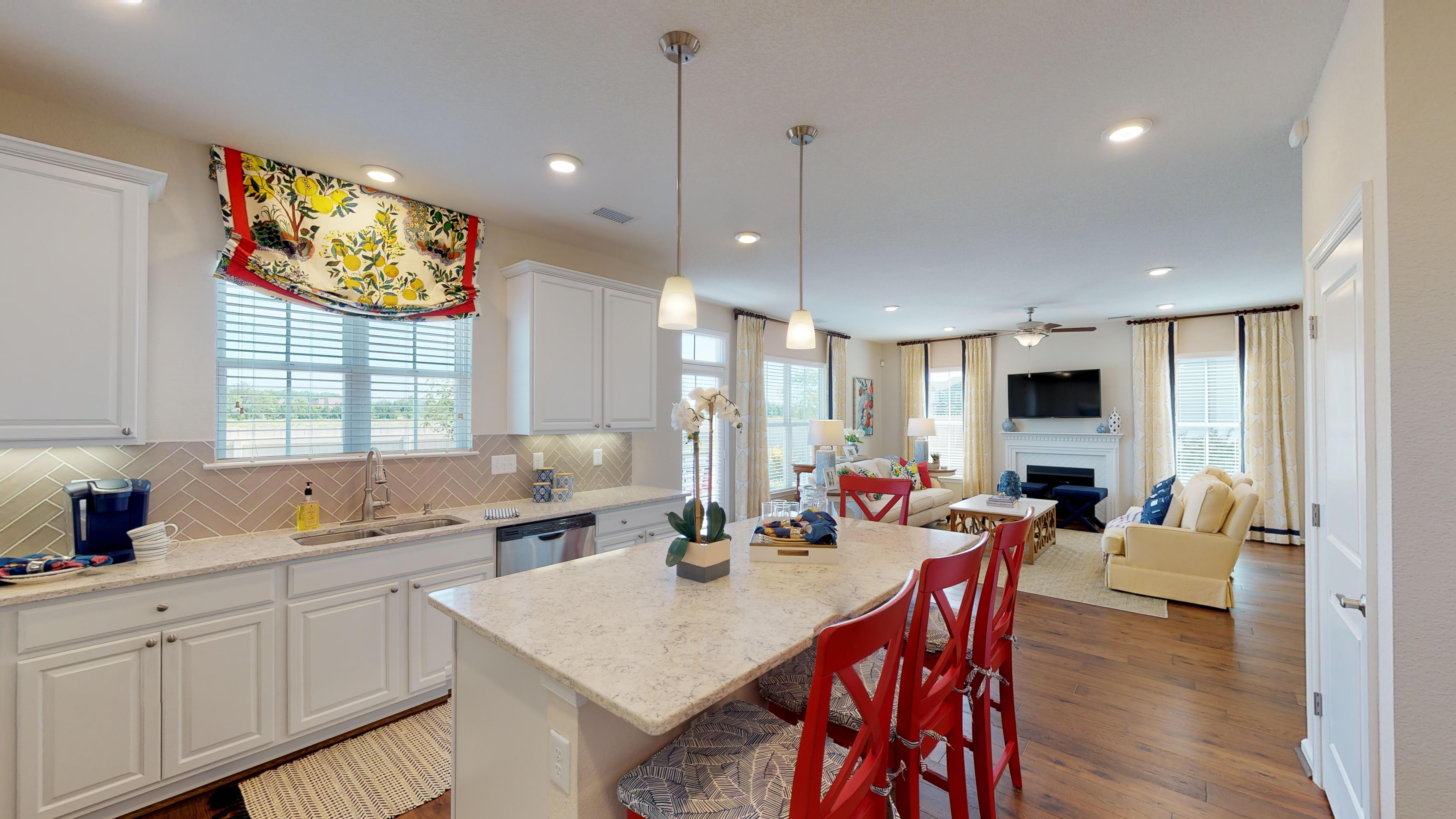 Kitchen featured in The Brinsley By Dragas Companies in Norfolk-Newport News, VA