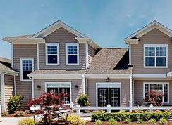 The Buckingham - Abbey Hill At Hickory Manor: Chesapeake, Virginia - Dragas Companies