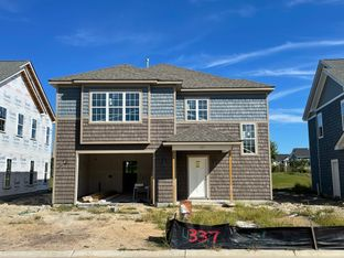 The Brinsley - The Heritage Homes: Chesapeake, Virginia - Dragas Companies
