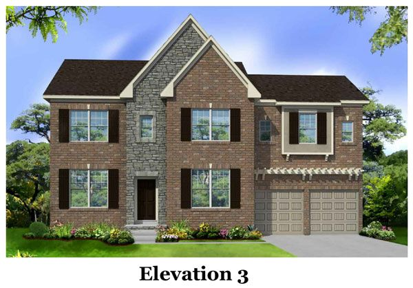 Exterior featured in the Ainsley III By The Jones Company - Nashville in Nashville, TN