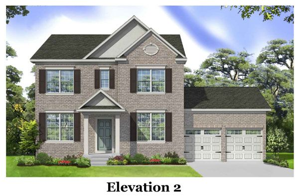 Exterior featured in the Ainsley II By The Jones Company - Nashville in Nashville, TN