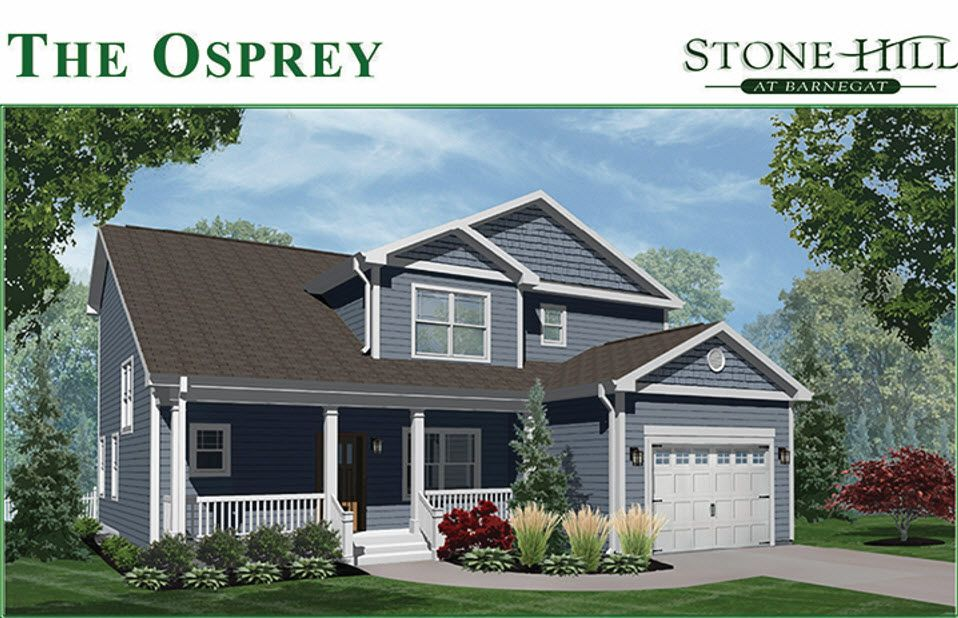 New Construction Homes u0026 Plans in Barnegat