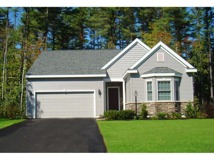 Exterior featured in The Barberry II By The Michaels Group in Albany-Saratoga, NY