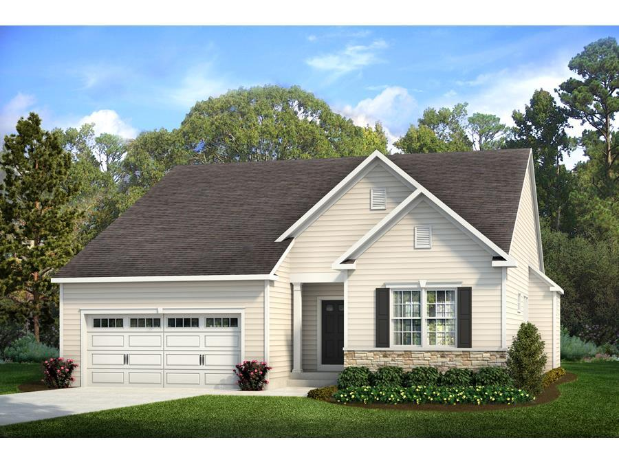 Exterior featured in The Haydn By The Michaels Group in Albany-Saratoga, NY