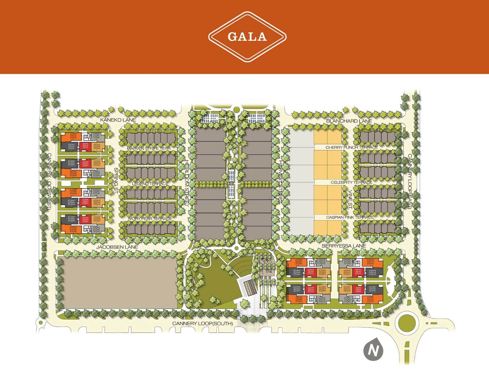 Gala The Cannery In Davis Ca New Homes By The New Home Company