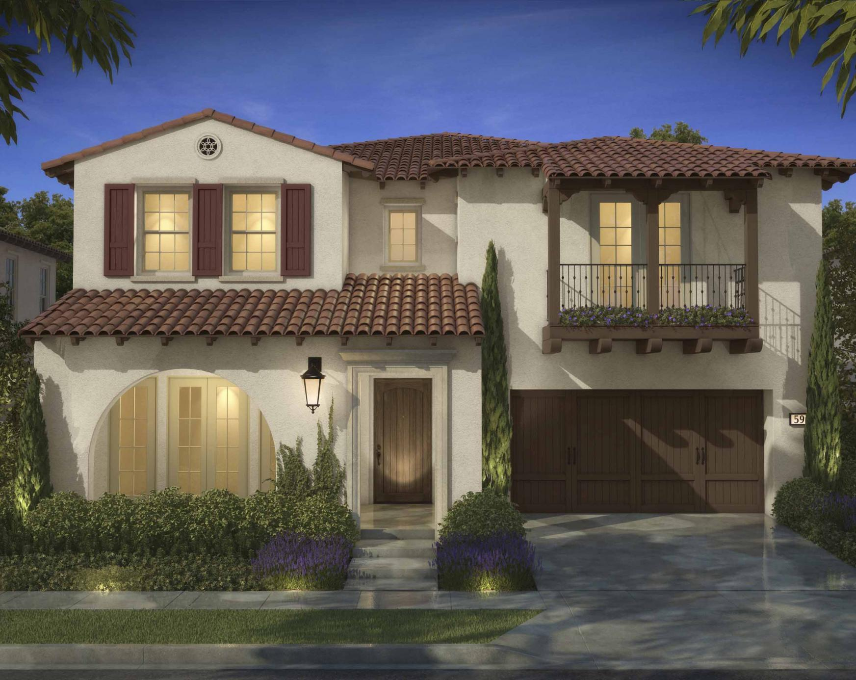 The New Home Company New Home Plans in Irvine CA   NewHomeSource