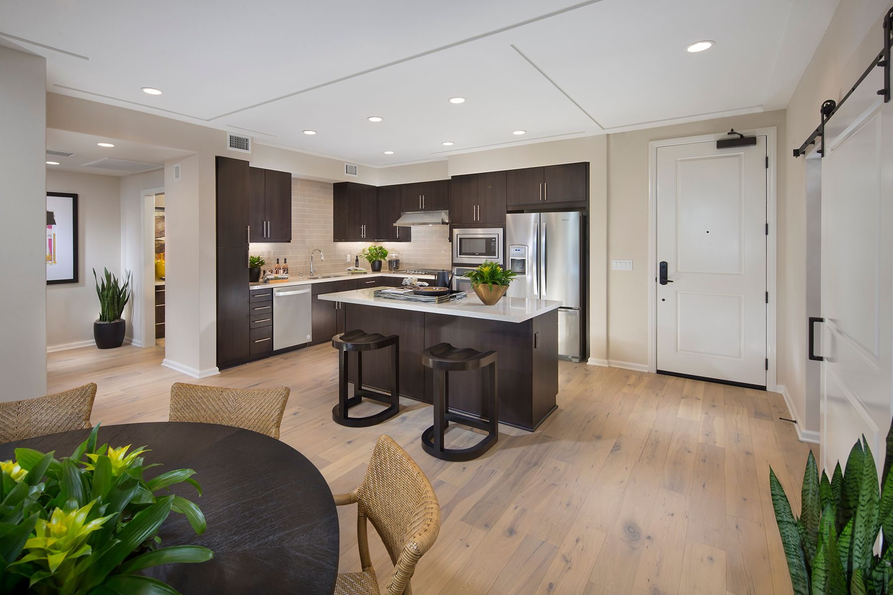 Kitchen featured in the Plan B By The New Home Company in Orange County, CA