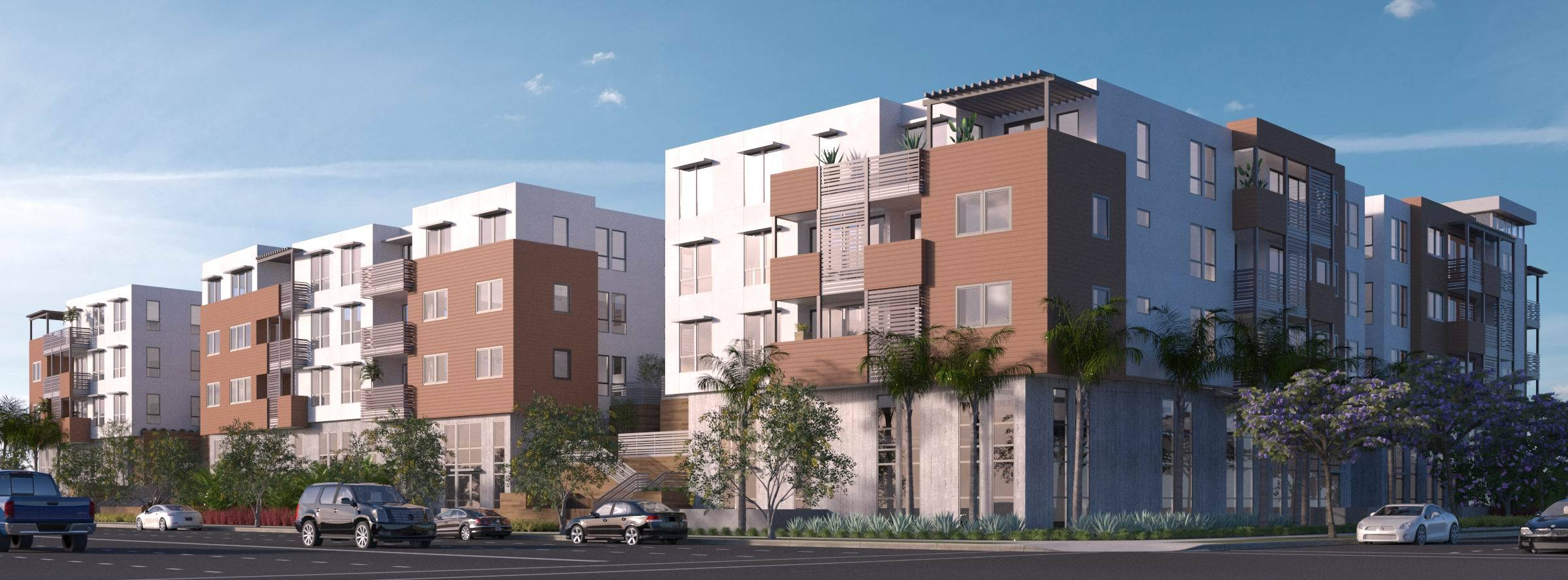New Condo & Townhome Construction in Bellflower, CA
