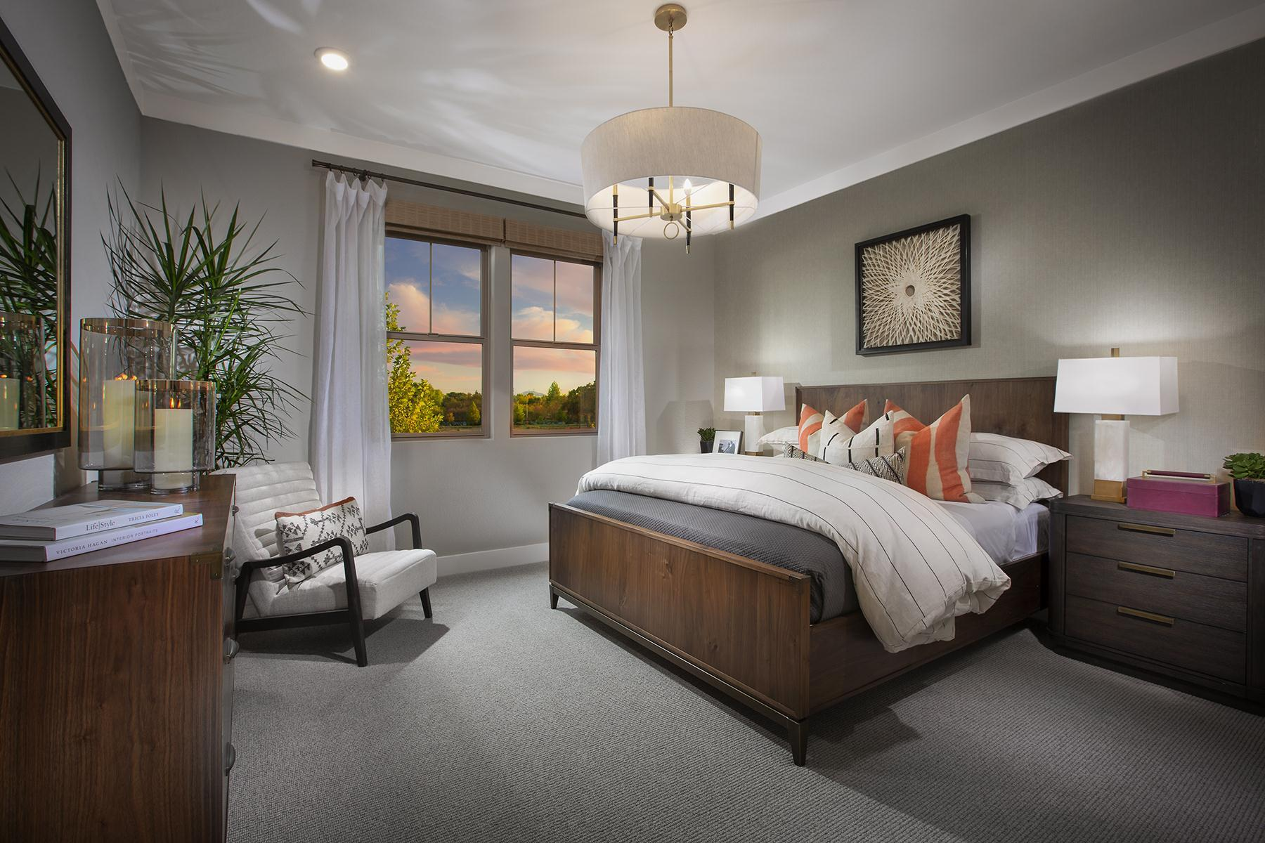 Bedroom featured in the Plan 5 By The New Home Company in Sacramento, CA