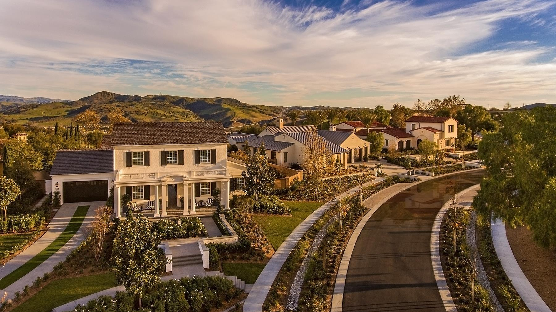 Sky Ranch In Ladera Ranch Ca New Homes By The New Home