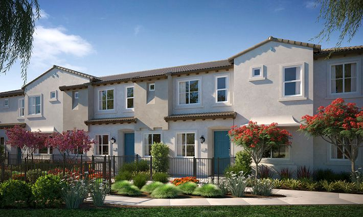 'NUVO Artisan Square' by The New Home Company NorCal in Sacramento