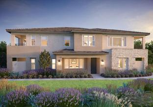 Flats Plan 2 - Mosaic at Layton Lakes: Gilbert, Arizona - The New Home Company