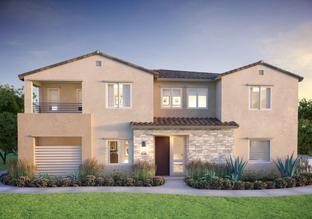 Flats Plan 3 - Mosaic at Layton Lakes: Gilbert, Arizona - The New Home Company