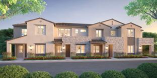 Rowtown Plan 1 - Mosaic at Layton Lakes: Gilbert, Arizona - The New Home Company
