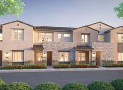 Rowtown Plan 3 - Mosaic at Layton Lakes: Gilbert, Arizona - The New Home Company