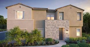 Towns Plan 1 - Mosaic at Layton Lakes: Gilbert, Arizona - The New Home Company