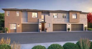 Towns Plan 2 - Mosaic at Layton Lakes: Gilbert, Arizona - The New Home Company
