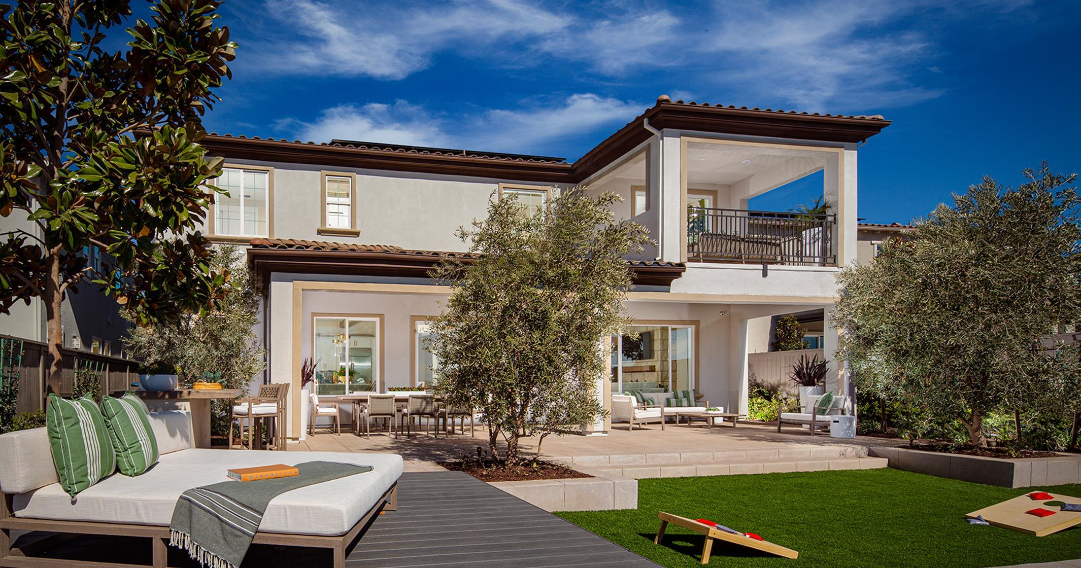'Silver Crest at Russell Ranch' by The New Home Company NorCal in Sacramento