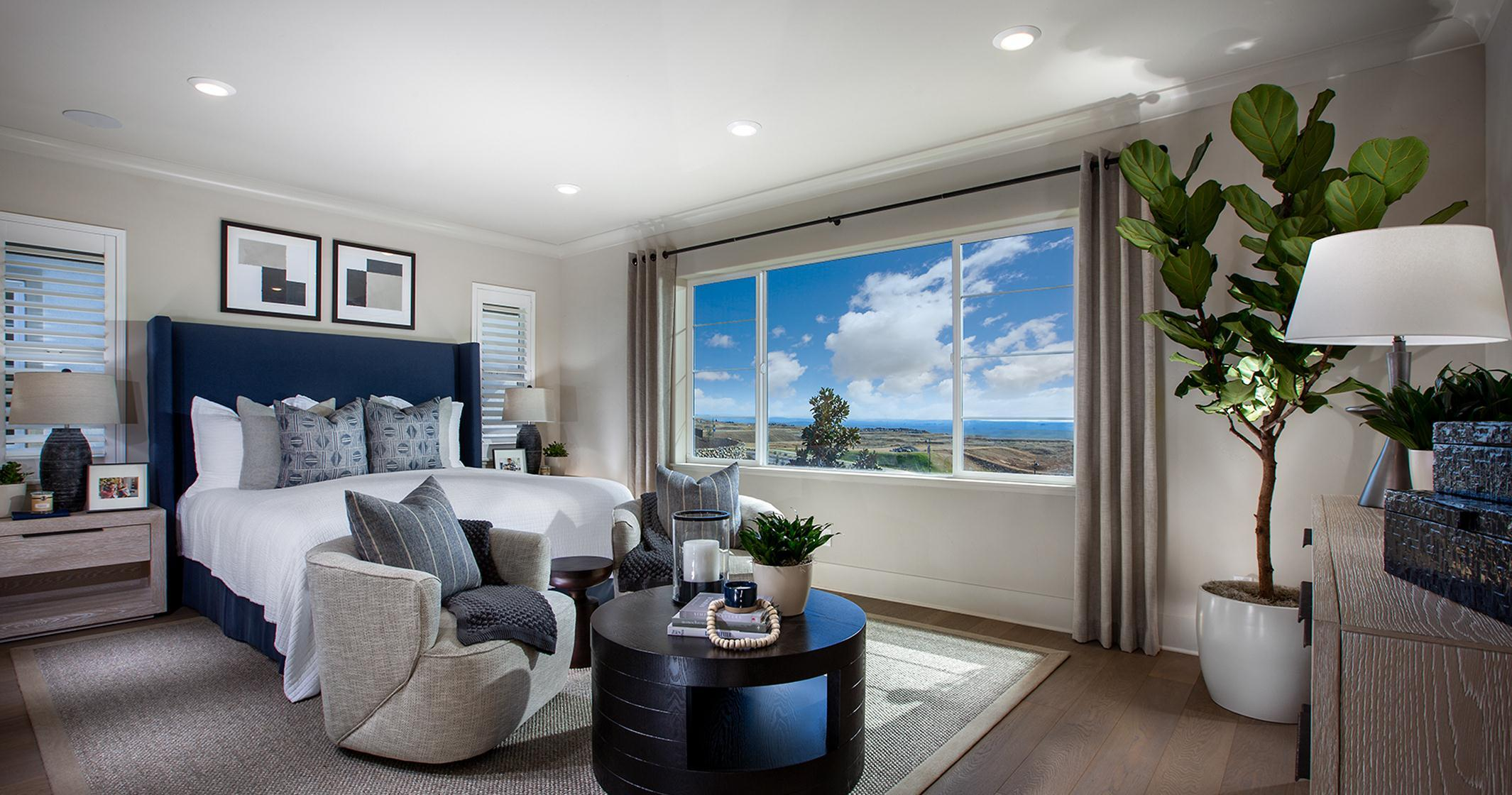 Bedroom featured in the Plan 4 By The New Home Company in Sacramento, CA