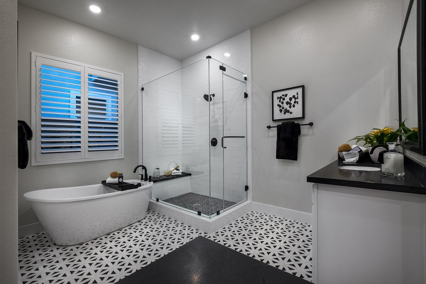 Bathroom featured in the Plan 1 By The New Home Company in Sacramento, CA