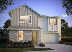 The Cottages Plan 1 - Mariposa: Chandler, Arizona - The New Home Company