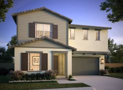 The Cottages Plan 3 - Mariposa: Chandler, Arizona - The New Home Company
