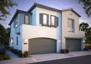 The Towns Plan 1 - Mariposa: Chandler, Arizona - The New Home Company